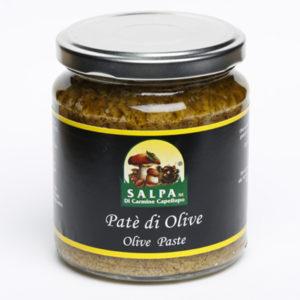 Paté d'olive